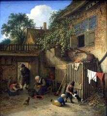 553px-The_Cottage_Dooryard-1673-Adriaen_van_Ostade.jpg